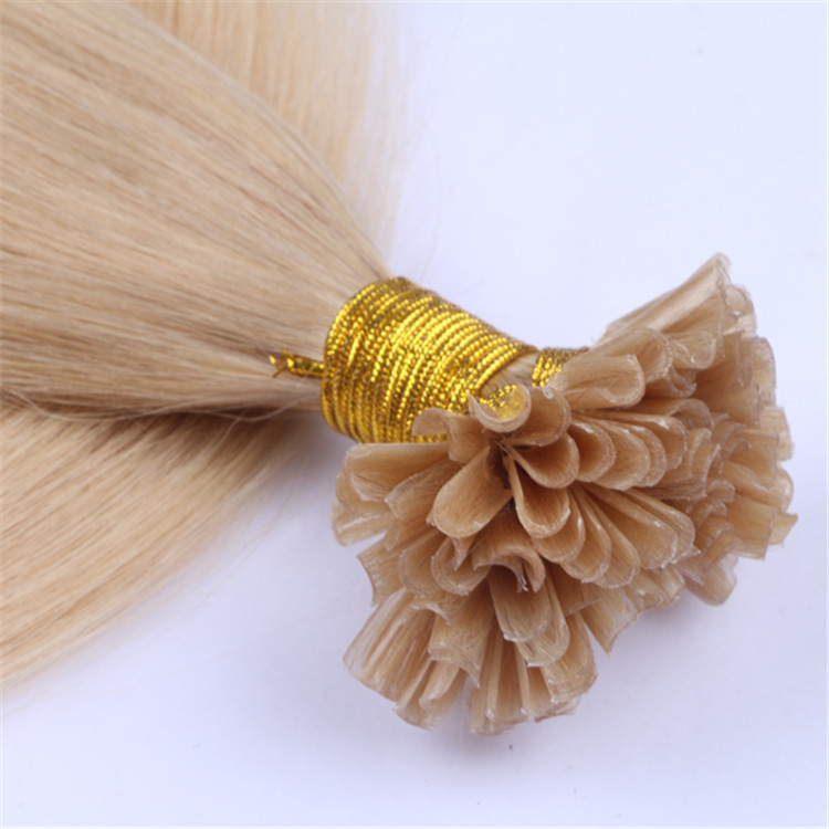 Wholesale china u tip human hair extension manufacturers QM065
