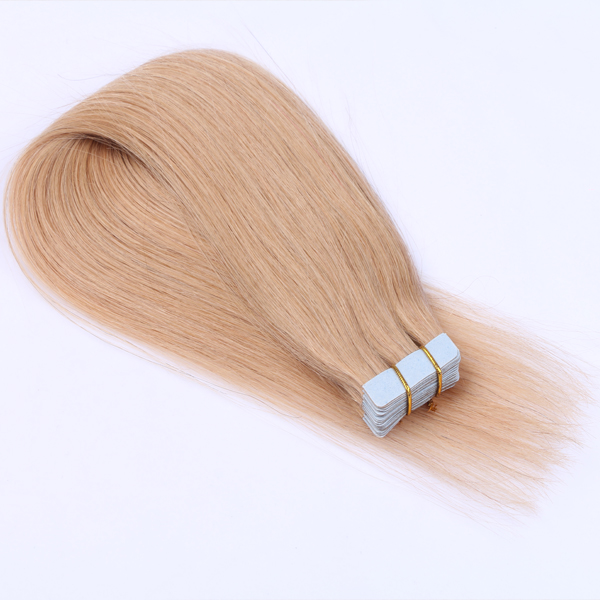 Virgin Tape in Remy Hair ExtensionsJF056