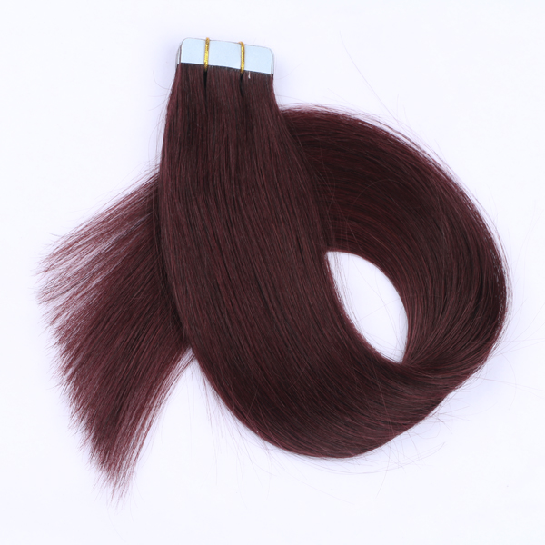 Tape in hair extensions for thin hair hot sell in USA Europe and Middle East Market