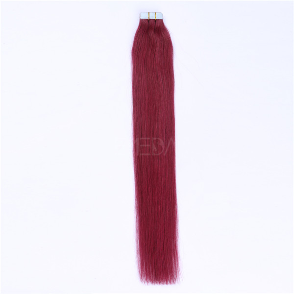 Easy Tape Hair Extensions LJ166