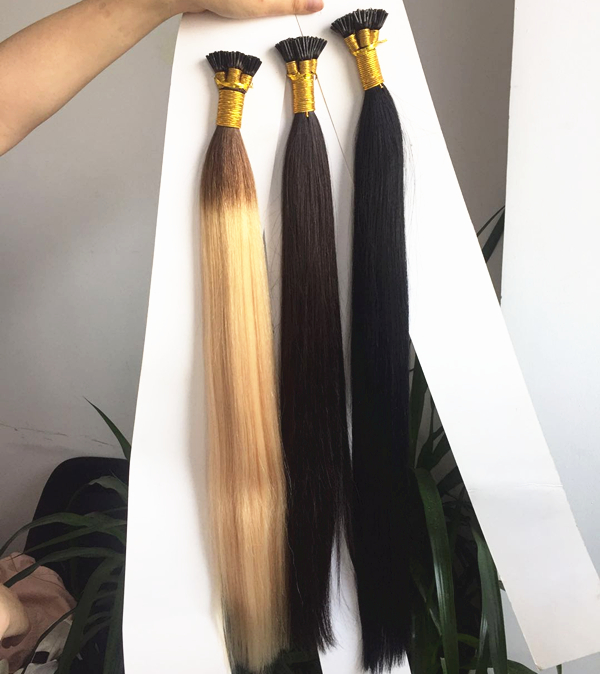 best wholesale keratin hair extensions QM215