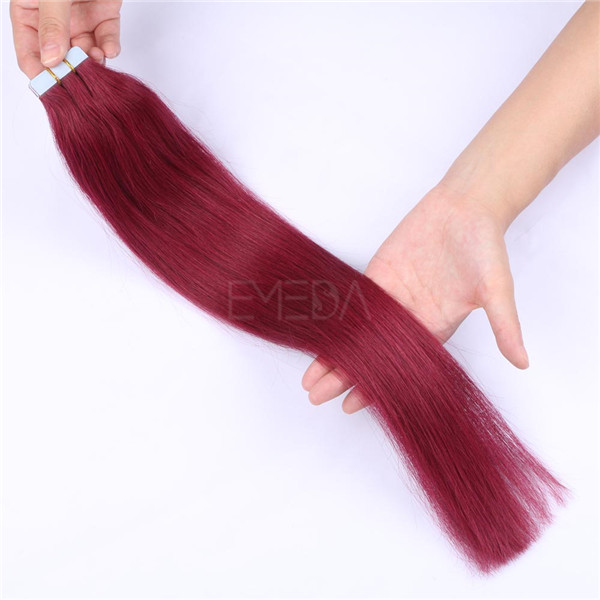 Double Sided Hair Extensions Tape LJ079