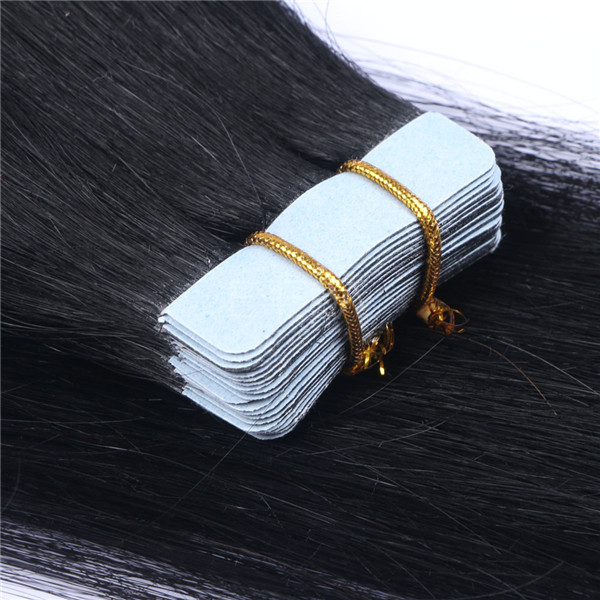 Tape in hair extensions UK LJ029