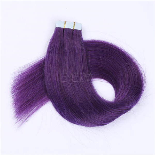 Remy Hair Tape in Extensions LJ063