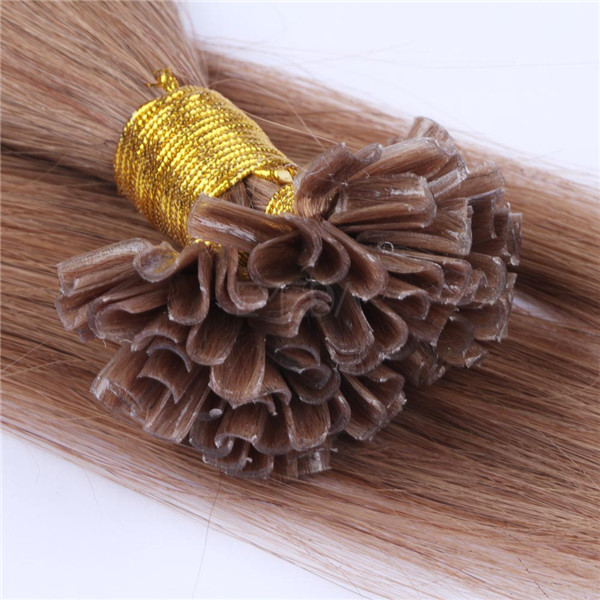 Nail Tip Hair Extensions LJ094