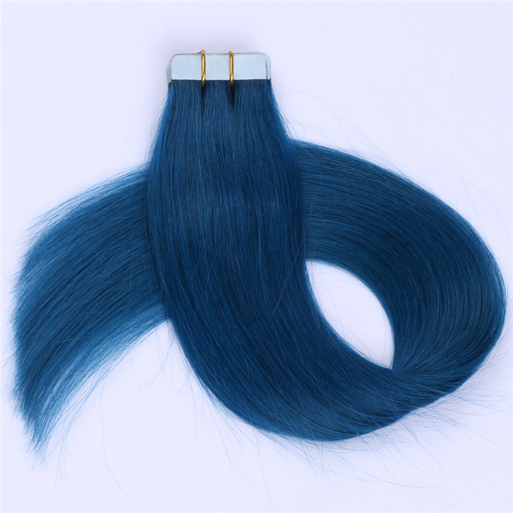 China human hair micro tape in extensions factory QM093