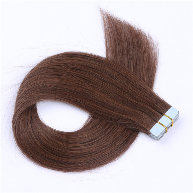 Wholesale double sided tape hair extensions QM149