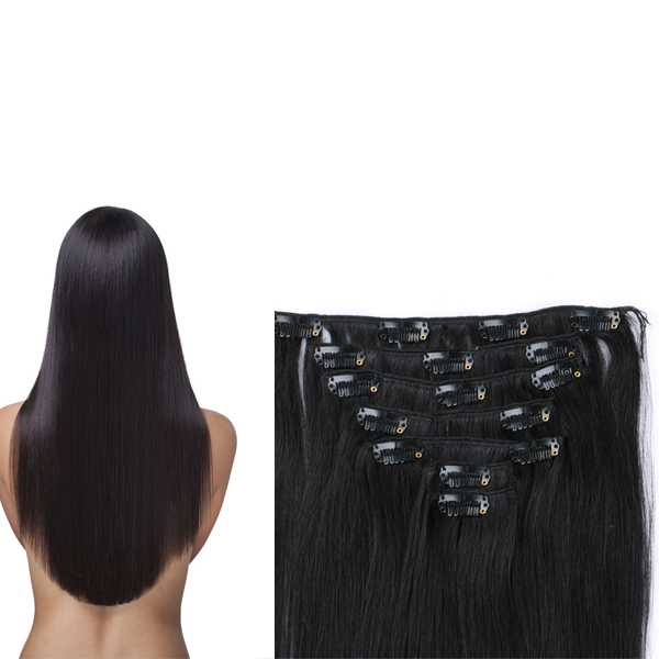 Thick good hair extensions luxury hair extensions JF325