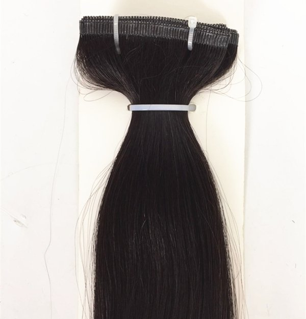 best wholesale Double Drawn Seamless Pu Flat Weft Hair Extension hair vendors in china QM182